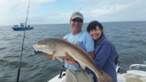 Ocean Isle fishing charters with Rigged & Ready Charters.