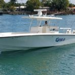 34 Venture Offshore Charter Boat
