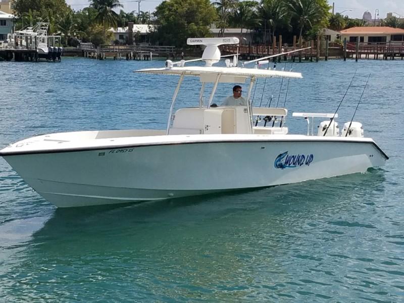34' Venture Holden Beach Charter Boat
